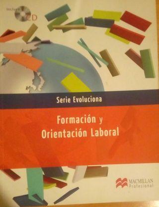Libro Texto Formación Orientación Laboral FOL