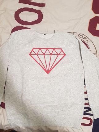 sudadera diamond
