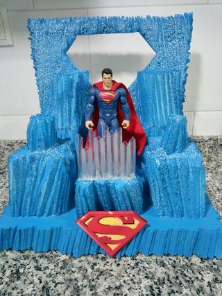 maqueta superman