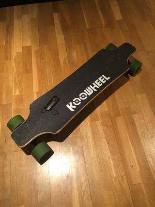 Koowheel electric skateboard