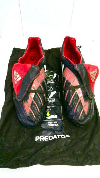 Botas de fútbol Adidas Predator de segunda mano en WALLAPOP 59c41c2eab94f
