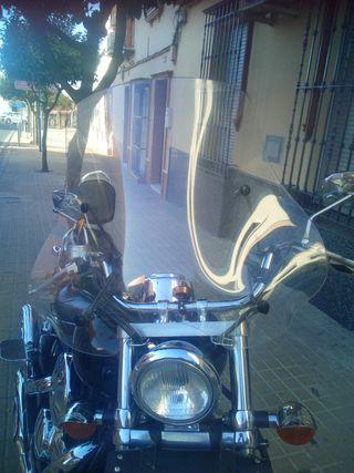 cupula de moto