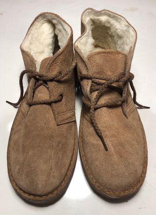 Zapatos de invierno LEDER