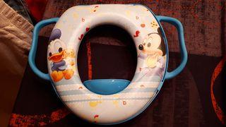 Asiento taza wc para niños