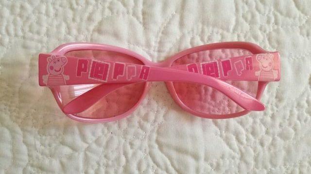 Gafas de sol de Pepa pig
