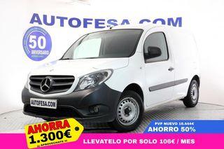 Mercedes-Benz Citan Furgón 108 CDI 75cv 4p