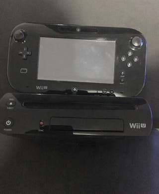 Wiiu 32 + firm 5.5.2