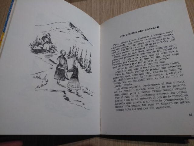 libro llegendes i tradicions