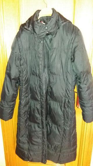 Abrigo largo talla L