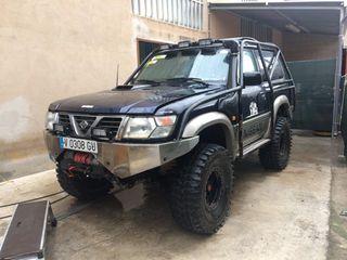 Nissan patrol GR y61 1999