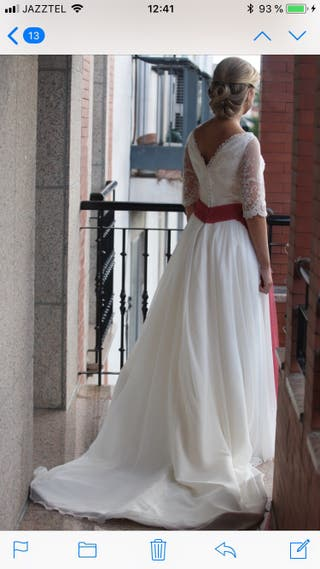 Vestidos de novia teresa palazuelo