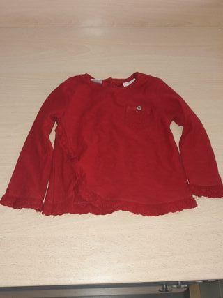 Camiseta zara kids talla de 12 a 18 meses