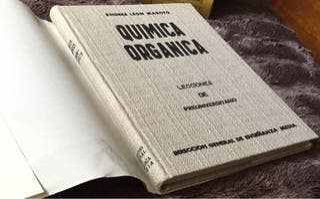 1967, QUIMICA ORGÁNICA. PREU