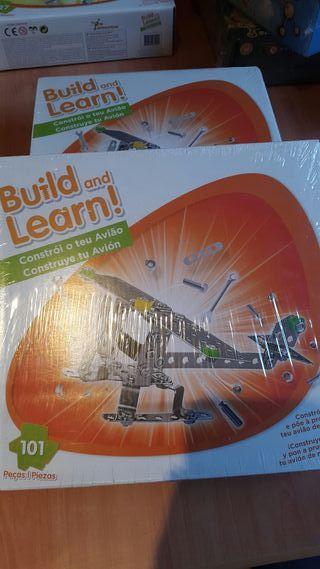 construye tu avion nuevo