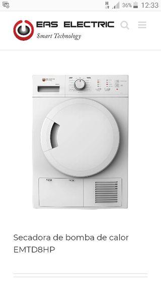 Secadora Nueva con bomba de calor