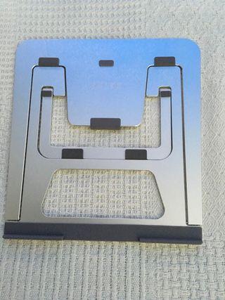 Soporte Ordenador Portátil -Tablet en Aluminio