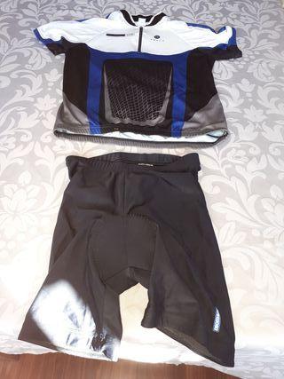 Mano Ciclismo Por 10 Camiseta Niño De Segunda Y Pantalón qSUpGMzV