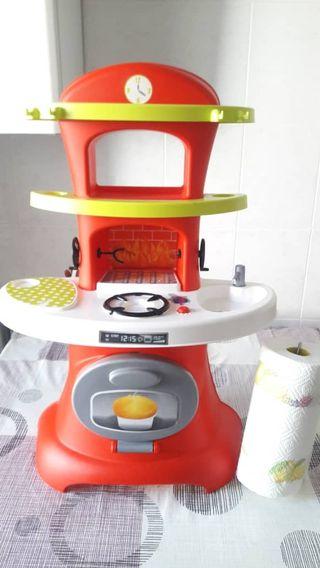 Cocinita de juguete de segunda mano en wallapop for Cocinitas de juguete segunda mano