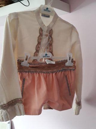 camisa y pantalon