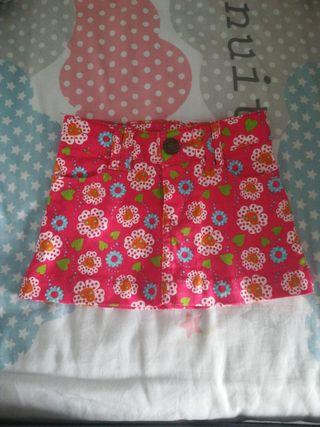 falda NUEVA marca charanga T2años