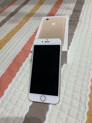 iPhone 7 128 gb gold