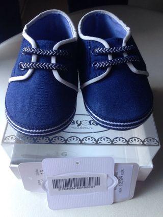 Zapatos bebé Mayoral numero 16