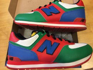google new balance 574 multicolor