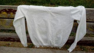 jersey blanco fino
