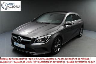 MERCEDES-BENZ CLASE CLA SHOOTING BRAKE 200D 136CV