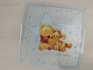 """LÁMPARA DE TECHO """"Winnie the Pooh"""" (NUEVA)"""