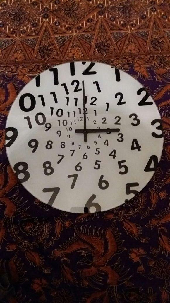 Reloj cocina diseño de segunda mano por 9 € en Vitoria-Gasteiz en ...