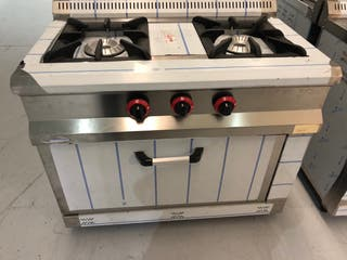 cocina 2 fuego con horno
