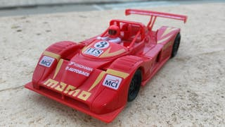 Coche de Scalextric antiguo