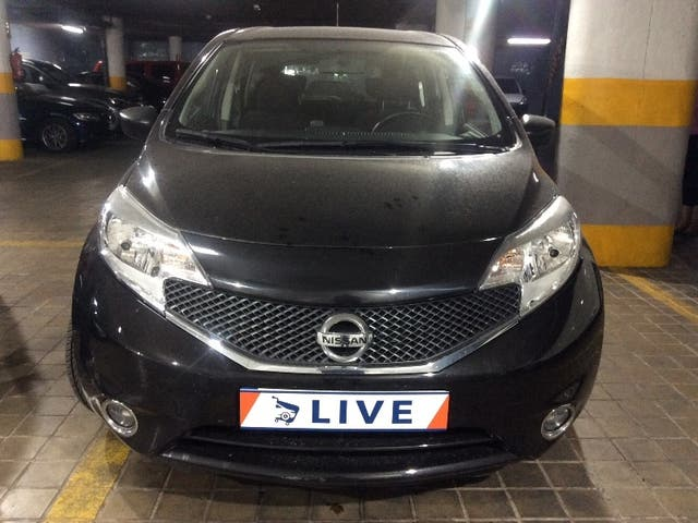 NR082071 Nissan Note 2014