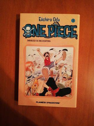 one piece libro manga