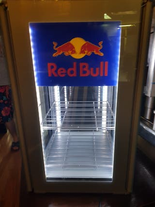 nevera industrial RED BULL