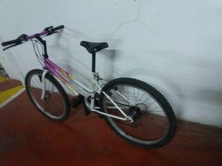 Bicicleta junior montaña