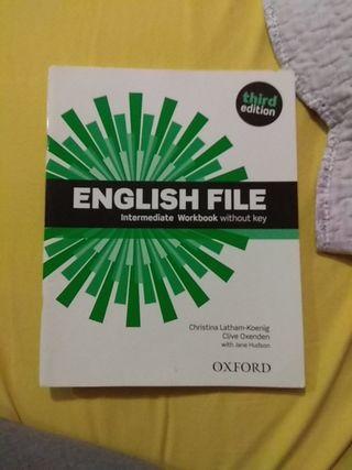 Libro de inglés