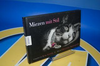 Libro especial GATOS tapa dura (en aleman)
