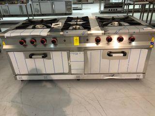 cocina 4 fuego con horno