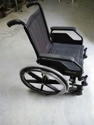 se vende silla ruedas