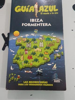 Guia Azul IBIZA Y FORMENTERA ISBN 978-84-8023-7727