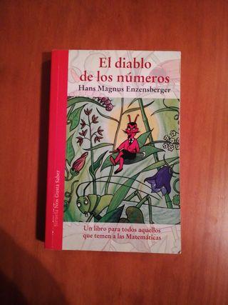 el diablo de los números libro