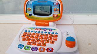 ordenador portátil niños