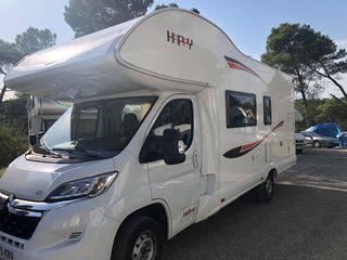 AUTOCARAVANA JULIO 2017 CITROEN PLA H435