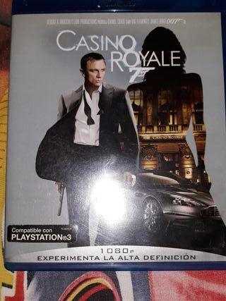 Casino Royale 7 Blu-Ray Disc