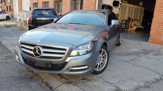 Mercedes-Benz CLS 250 * Navegador * Cuero