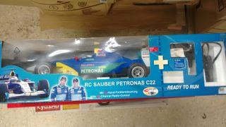 coche de F1 nuevo ,,,no envio , solo en mano
