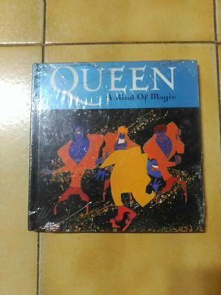 libro + cd Queen