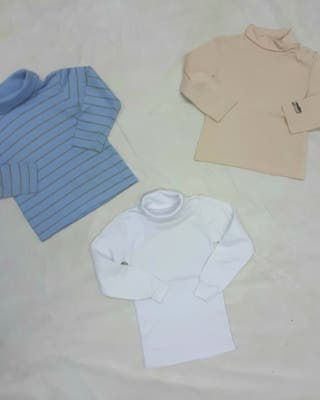 3 camisetas 4-5 años. ropa niño invierno
